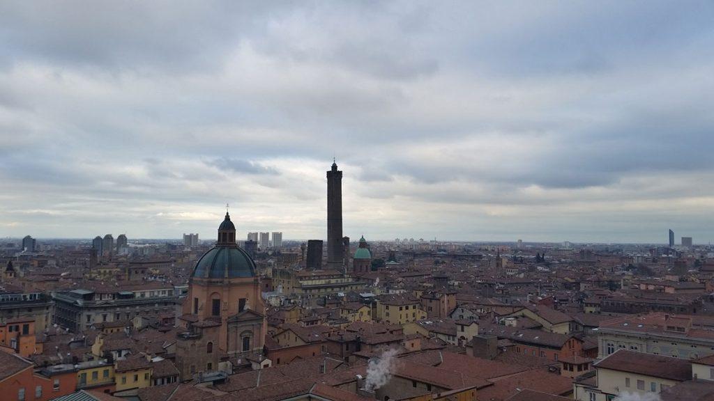 San Petronio'nun Terasından Bolonya (2)